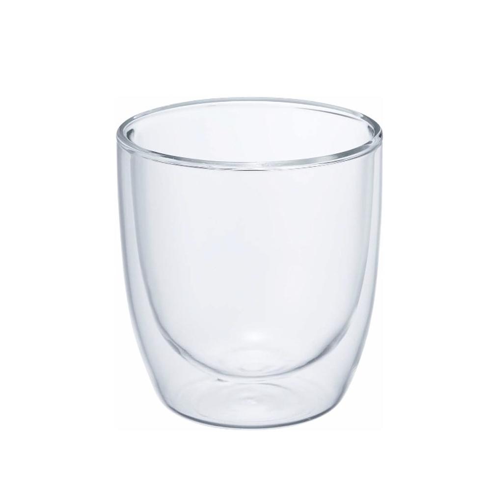 【iwaki】雙層耐熱玻璃杯 200ml