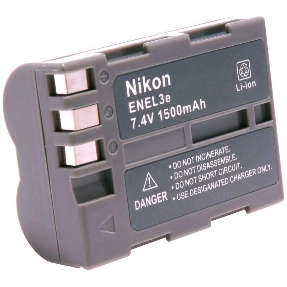 Kamera鋰電池for Nikon EN-EL3e