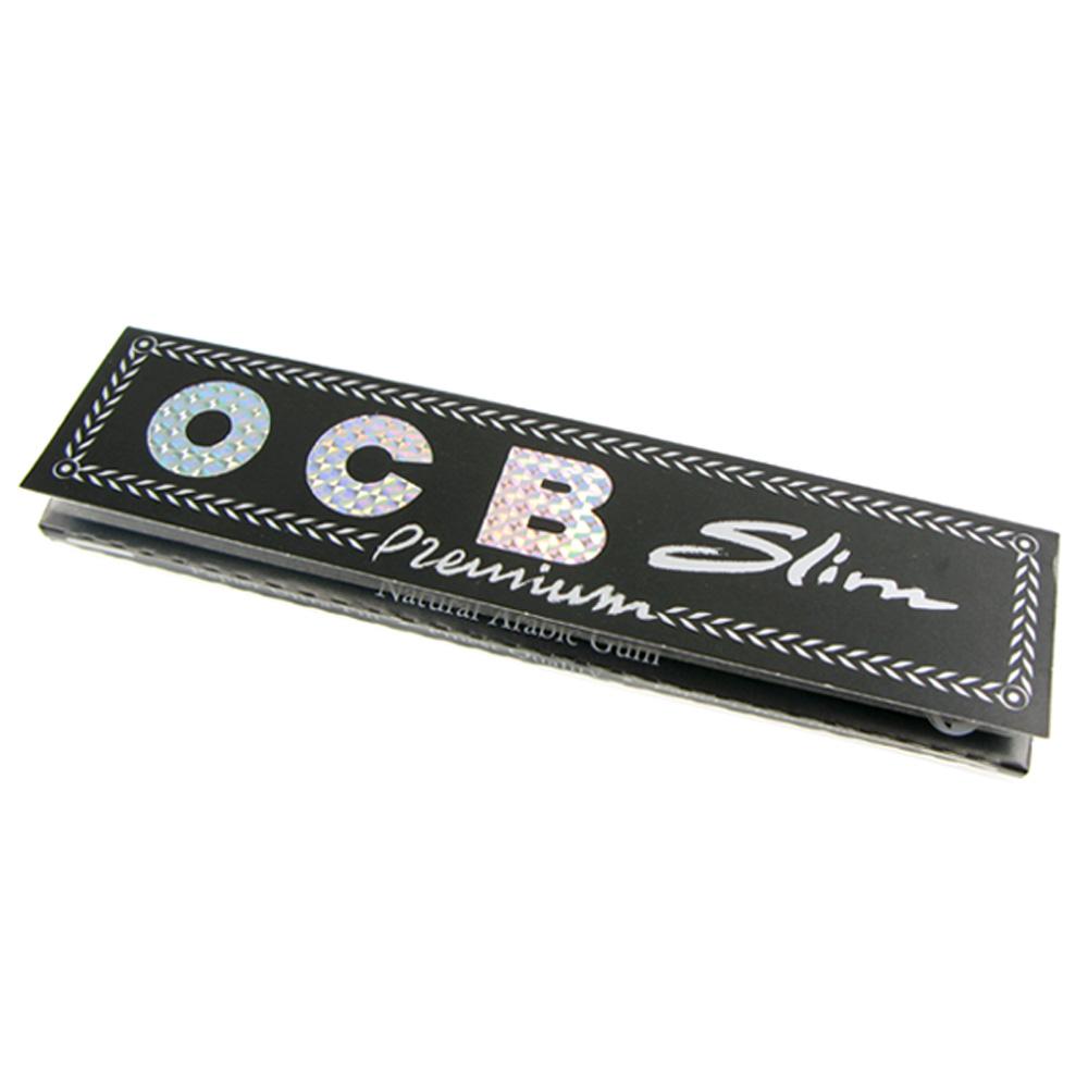 OCB 法國進口長捲煙紙-King Size 加長尺寸*5包
