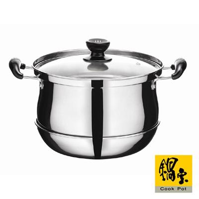 鍋寶不鏽鋼節能再煮鍋CP-6040