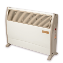 TECO東元 浴室臥房兩用防潑水微電腦電暖器