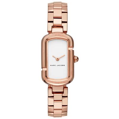 Marc Jacobs 語妳連繫時尚腕錶-MJ3505/20x30mm