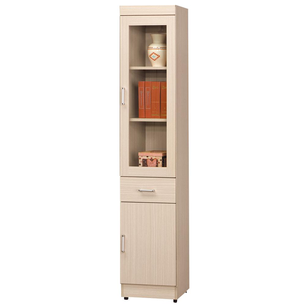 Boden-亞莉莎中抽1.3尺書櫃-免組
