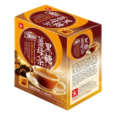 3點1刻 黑糖薑母茶(15gx5包)