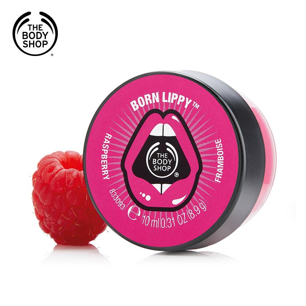 The Body Shop 鮮果紅莓護唇油10ML