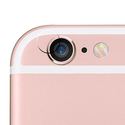 iPhone 6 6s 4.7吋 攝影機鏡頭專用光學顯影保護貼-贈拭鏡布