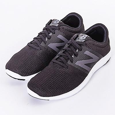 New Balance 男慢跑鞋MKOZELB1-2E 黑