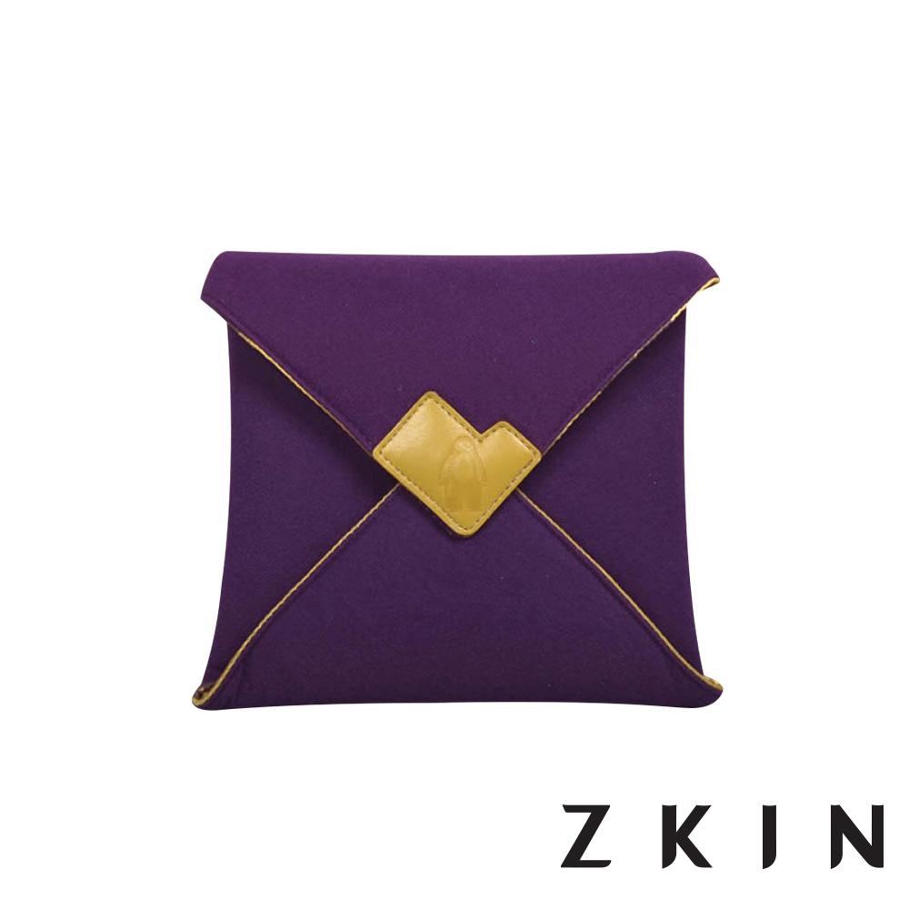 ZKIN Mayura 拼接相機布包-紫色/森林樹屋