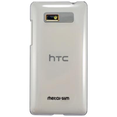 Metal-Slim HTC Desire 600 PC透明系列 新型保護殼