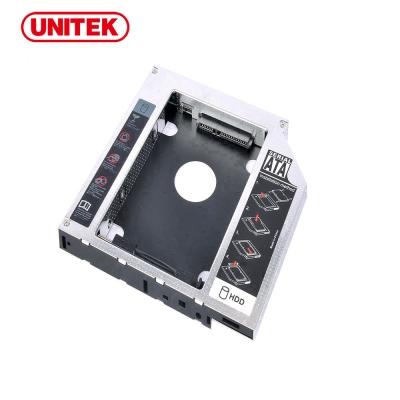 UNITEK 優越者2.5吋硬碟轉接架12.7mm