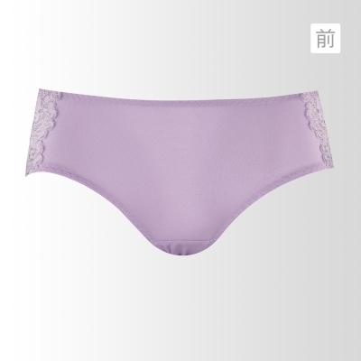 蕾黛絲-超值嚴選仲夏之戀 平口內褲M-EL(典雅紫)
