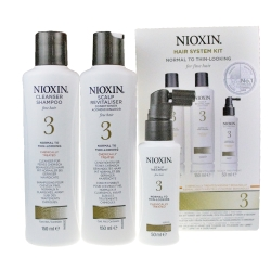 NIOXIN 耐奧森(儷康絲) 3號豐髮體驗組 公司貨