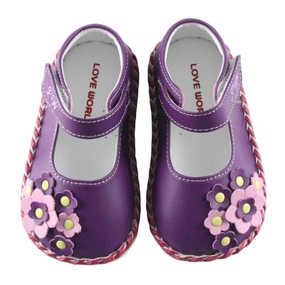 愛的世界 庭園寶寶鞋/學步鞋-台灣製-
