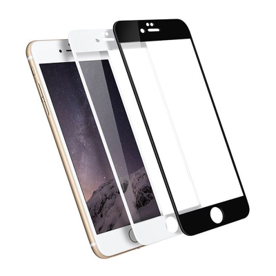 Cooyee Apple iPhone 6/6S Plus 3D滿版玻璃貼-亮面...