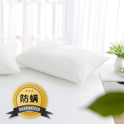 MONTAGUT-防蹣防水透氣枕頭套(1入)