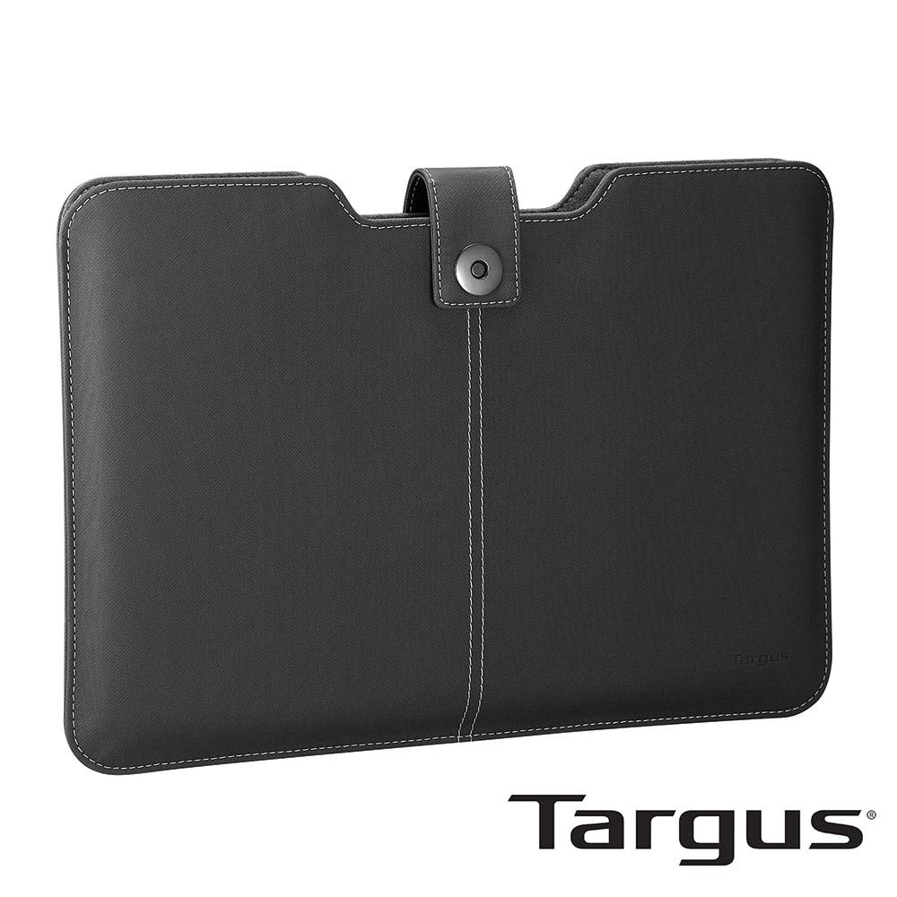 Targus 15 吋斜紋電腦保護套 (黑色)