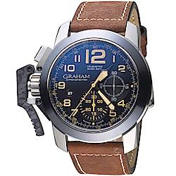 格林漢Chronofighter Steel腕錶(2CCAC.B02A.L134S)