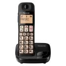國際牌 Panasonic 大按鍵大螢幕數位無線電話 KX-TGE110TWB