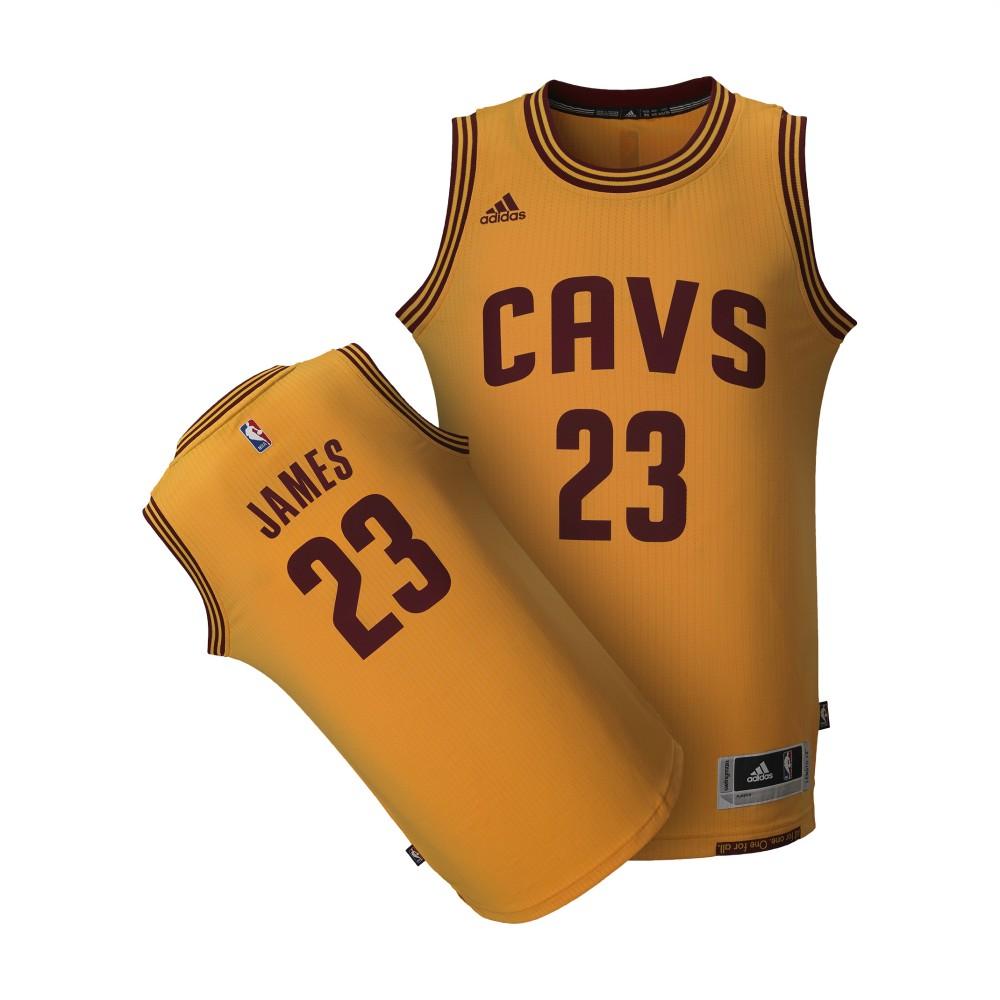 adidas NBA球衣LEBRON JAMES男A61201