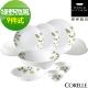 CORELLE康寧-綠野微風9件式餐盤組-901
