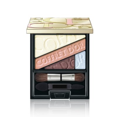 Kanebo佳麗寶 COFFRET D'OR光透色眼影盒3.5g(共2色)