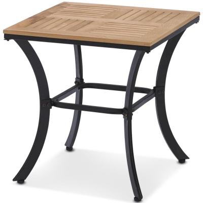 MY傢俬-木質設計戶外休閒桌-兩款可選-60x60x60cm