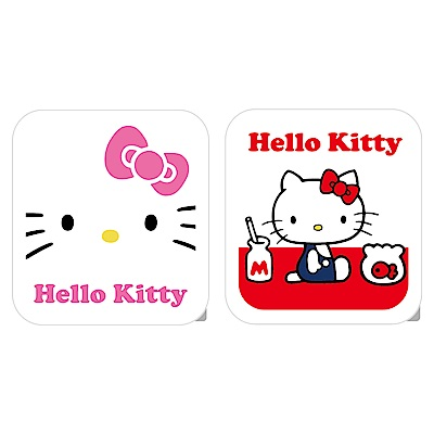 【正版授權】Hello Kitty 3.4A雙孔旋轉旅充/充電器