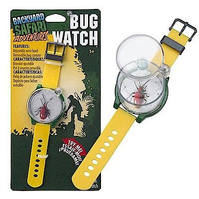 美國BYS 小小探險家 昆蟲觀察手錶