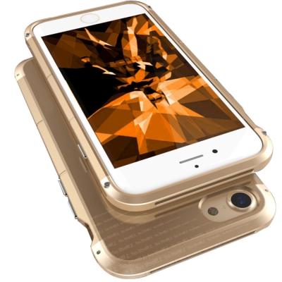 The tree Iphone7 (4.7)衛士系列鋁合金手機邊框+PC後背蓋