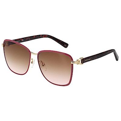 LONGCHAMP 太陽眼鏡 (粉色系) LO103S