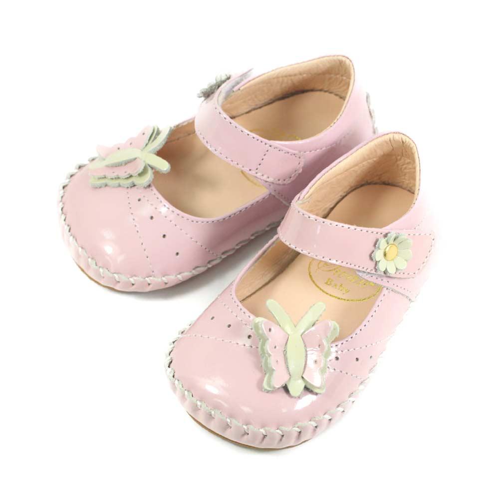 Swan天鵝童鞋-蝴蝶寶寶學步鞋1582-紫
