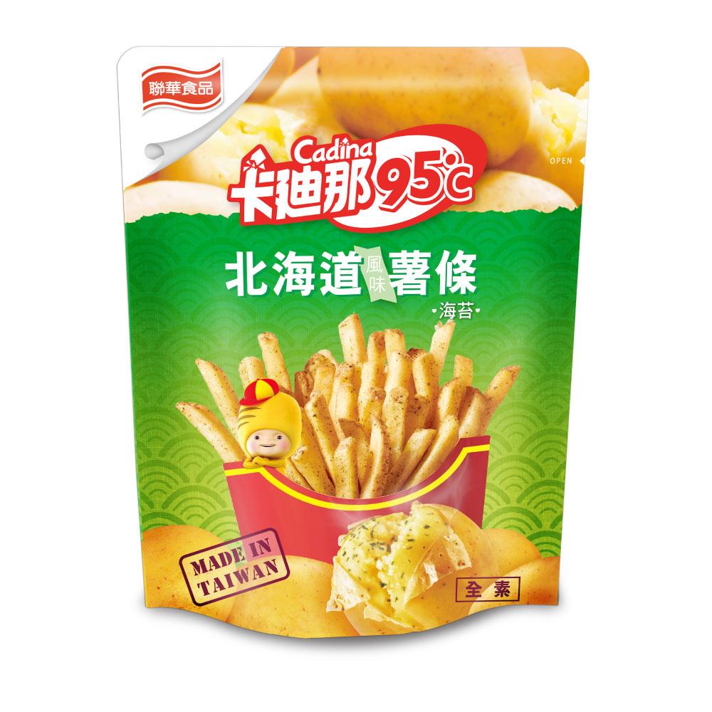 卡迪那 95度C薯條-海苔(40g)