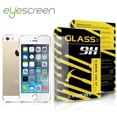 EyeScreen Apple iPhone 5/5S/SE/5C AGC 強化...