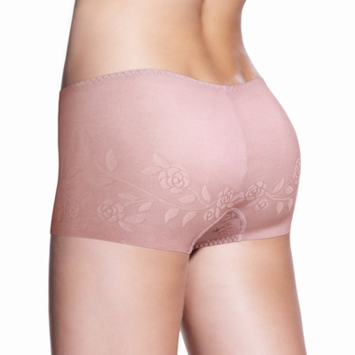 黛安芬-STRETTY小褲 零著感系列平口褲 M-EEL(紫嫣紅)