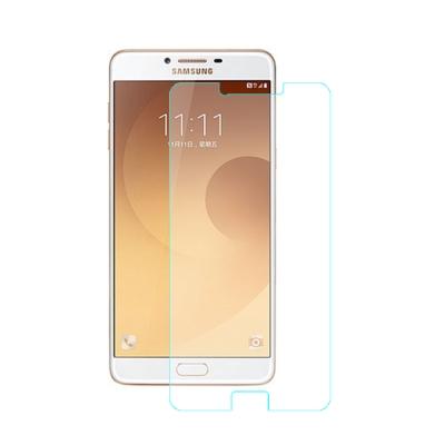 【SHOWHAN】Samsung C9 pro 9H鋼化玻璃貼疏水疏油高清抗指紋