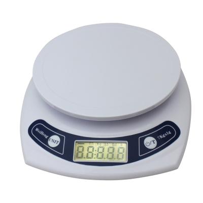 SA+  7 公斤家用液晶電子秤/料理秤/烘培秤(B 06 )
