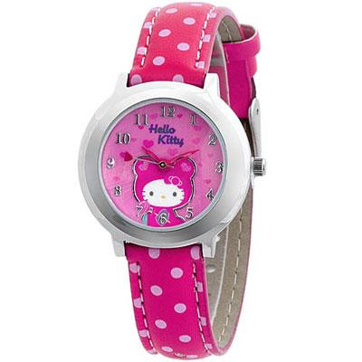 Hello Kitty 愛神甜心俏麗腕錶-32mm