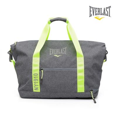 EVERLAST 拳擊 品牌~裝備手提包~灰