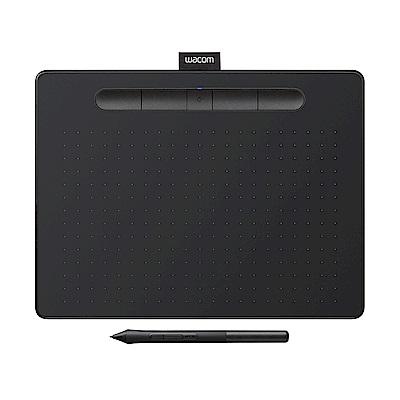 Wacom Intuos Comfort Plus Medium 繪圖板 (藍芽版)-黑
