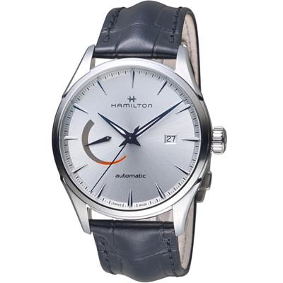 漢米爾頓Jazzmaster Power Reserve系列機械腕錶(H32635781)