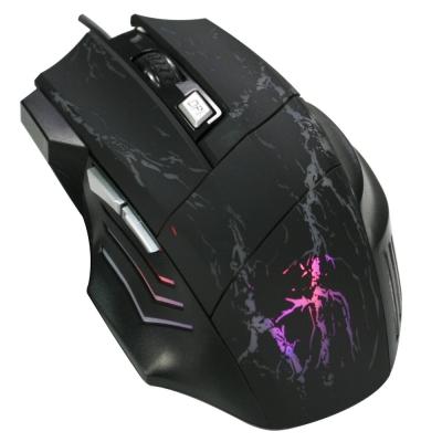 KINYO 闇夜之刃電競專用滑鼠GKM802