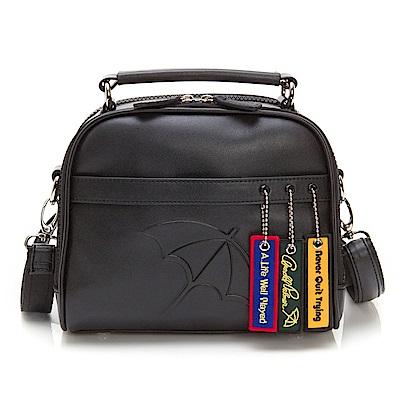 Arnold Palmer- 斜背包 STYLE系列-時尚黑