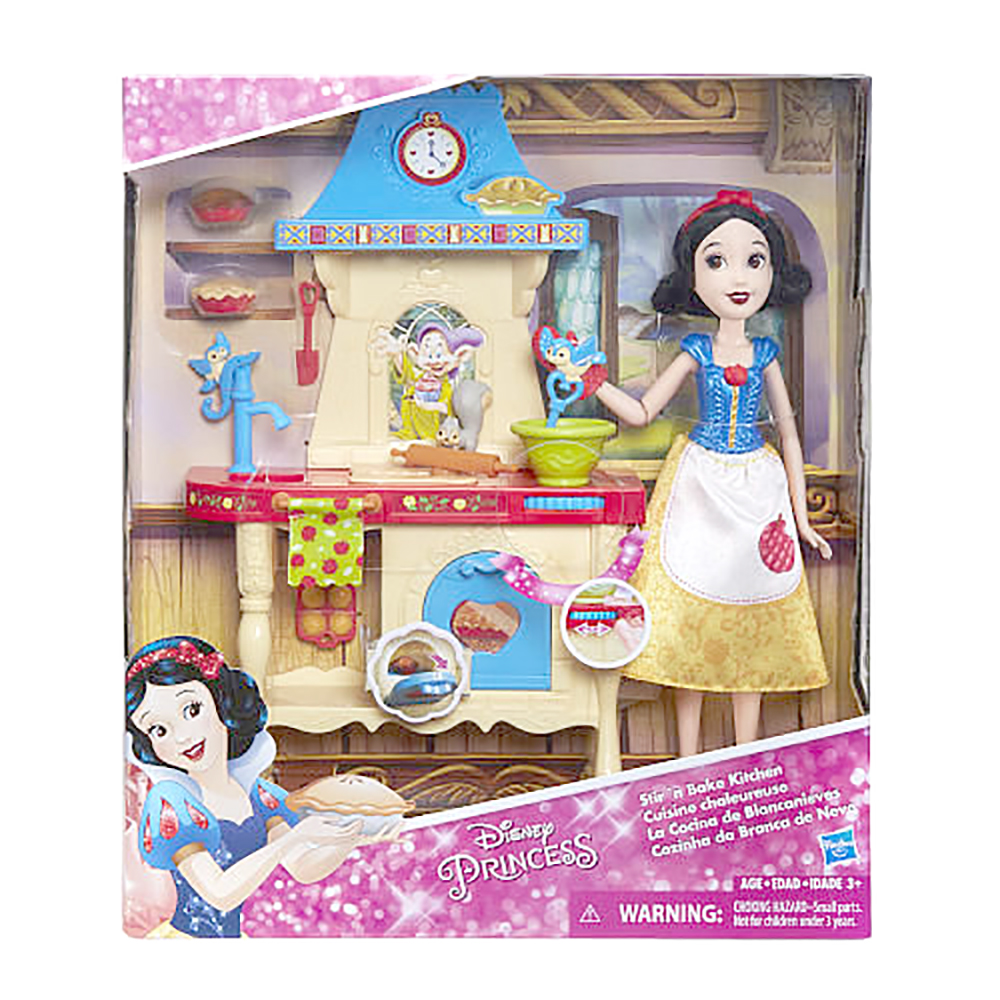 迪士尼公主經典系列 - 白雪公主歡樂廚房遊戲組