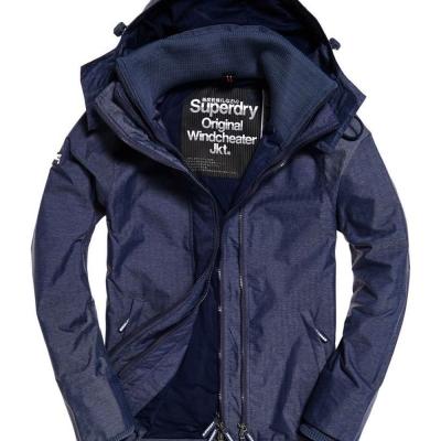 SUPERDRY 極度乾燥 男 外套 藍色 0118