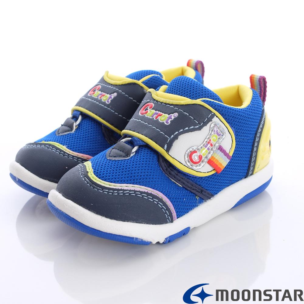 日本Carrot 御用機能鞋~鞋舌自動裝置機能款-CRB385(寶寶段)