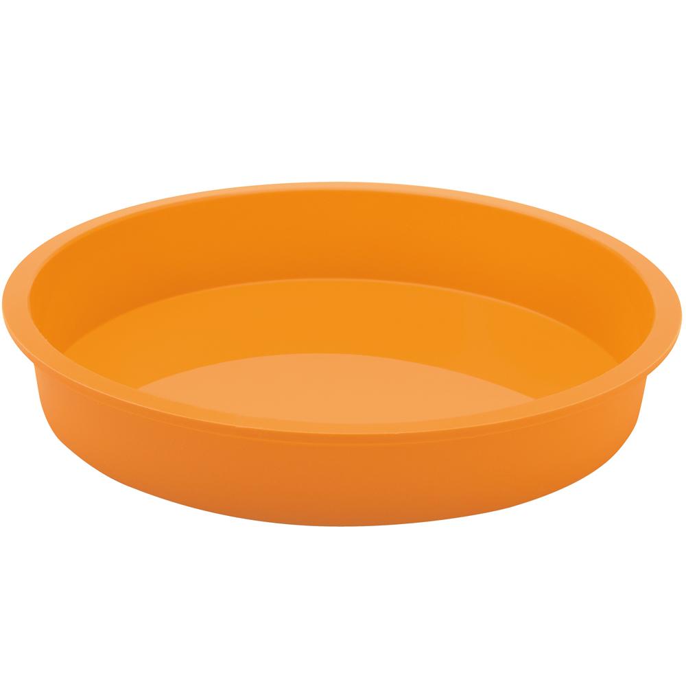 EXCELSA Sweet矽膠蛋糕模(橘圓26cm)