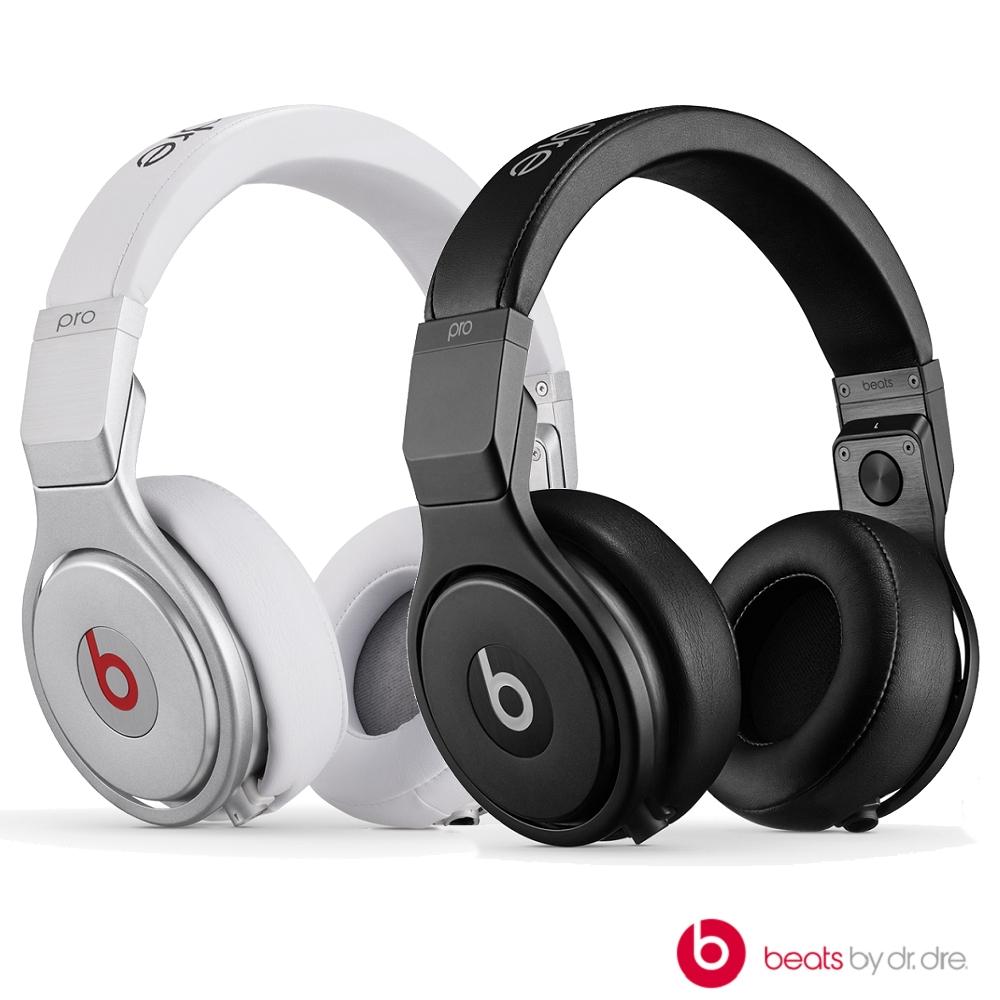 Beats Pro Infinite耳罩式耳機 (黑/白)