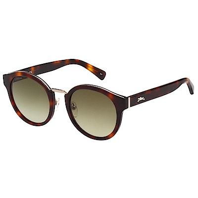 LONGCHAMP 太陽眼鏡 (琥珀色) LO603S
