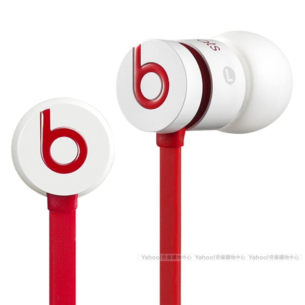 BEATS 耳機 urBeats with Mic 白色 耳道式耳機