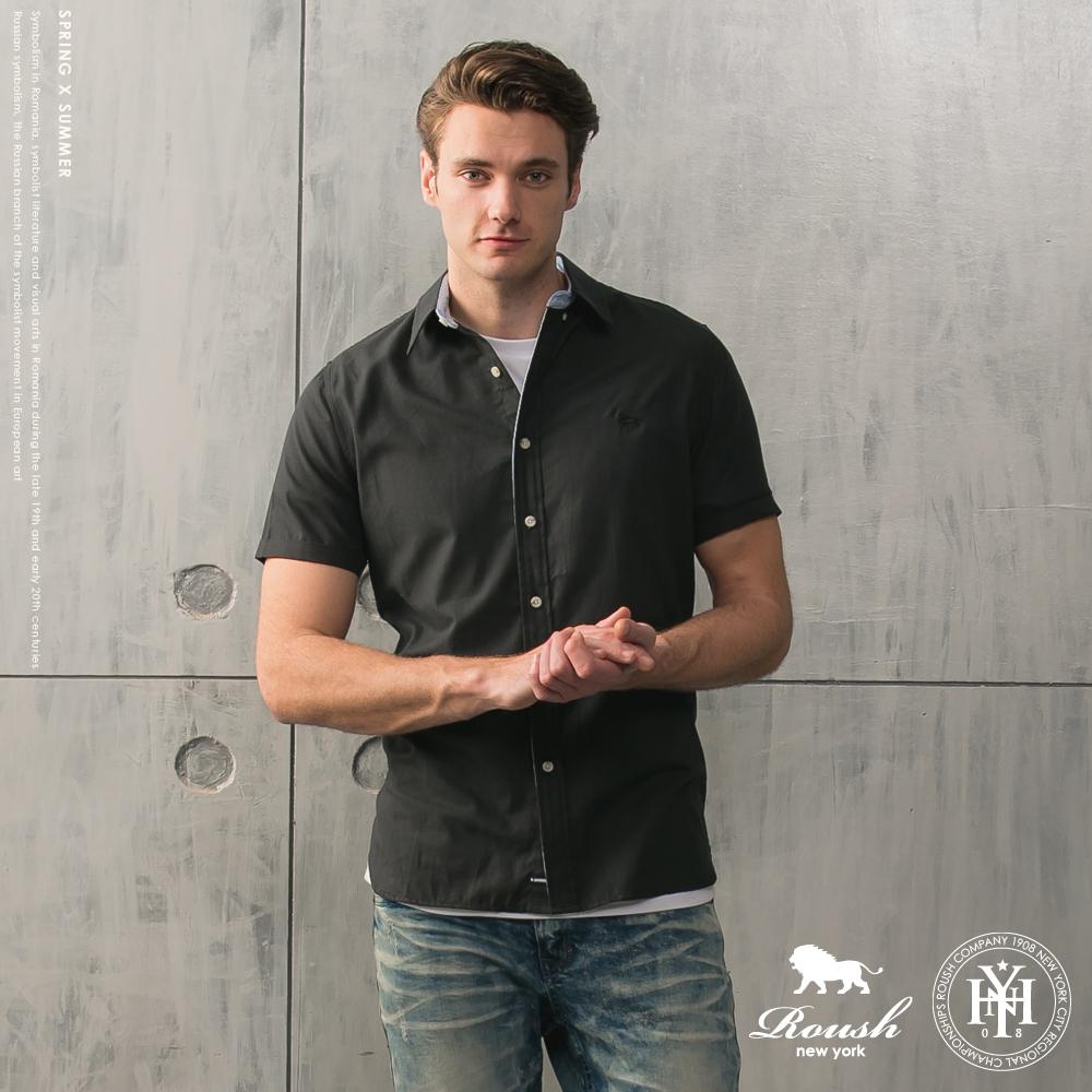 ROUSH Tommy版型設計高磅數牛津布襯衫 (6色)